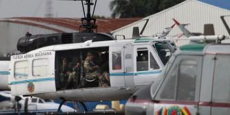 Un muerto en enfrentamiento entre policías y presuntos narcos en Pailón