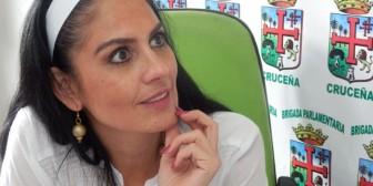 Diputada Viscarra pide a Evo extinguir el caso por supuesto terrorismo