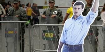 Un día en el juicio de Leopoldo López