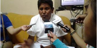 Orellana se declara perseguido político de Evo