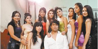 Un boliviano inspira una película