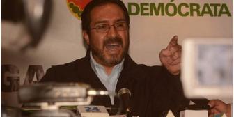 Fiscalía rechazó denuncia contra Jaime Navarro por violencia intrafamiliar