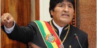 ¿Por qué no quiere debatir Evo Morales?