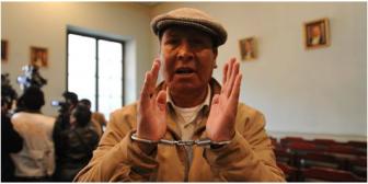 A 15 años del asesinato de la niña Patricia Flores, Odón Mendoza es condenado a 30 años de prisión