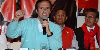 Tuto critica a Evo por el pago de costos recuperables a petroleras y propone su anulación