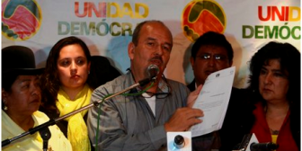 Denuncian que Gobierno de Evo Morales utiliza a la Central Obrera