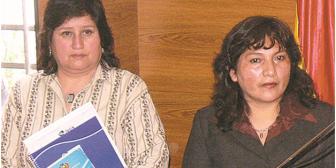 Magistradas del TCP suspendidas presentarán más de 70 testigos