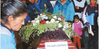 Imputan a 3 alumnos de escuela policial de Potosí por abuso sexual y muerte de una adolescente