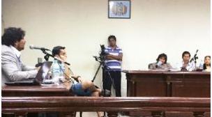 Yañíquez fue la primera juez en ser llamada para el caso Rózsa, ahora es candidata de Evo