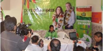 """MSM denuncia """"doble moral"""" de Evo Morales tras revelar grabaciones"""