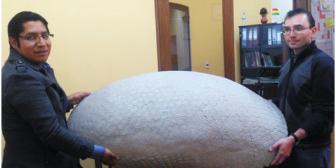 Chuquisaca se convierte en la 'meca' de la paleontología