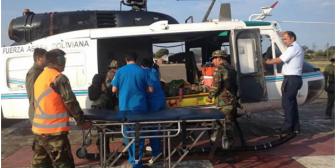 Un muerto y un herido en tiroteo entre policías y narcos