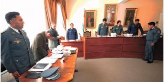 Proceso. Código Militar aplicado a suboficiales no está adecuado a la CPE