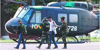Felcn admite emboscada de narcotraficantes