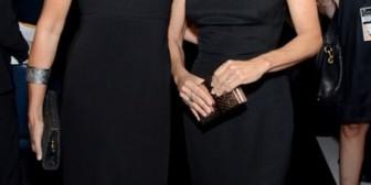 """Jodie Foster presenta a su mujer en la """"alfombra roja"""""""