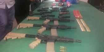 Detienen a funcionarios de Ecobol implicados en tráfico de armas