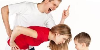Por qué es tan importante NO gritar a los hijos
