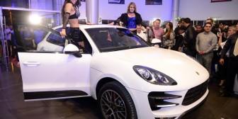 """Presentaron el Porsche """"Macan"""""""