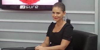 Sandra Parada, una mujer feliz y plenamente realizada