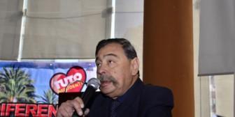 Falleció el jefe nacional del PDC, Jorge Suárez
