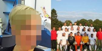 ¡Escándalo sexual! En vestuario de un equipo de fútbol de Suiza