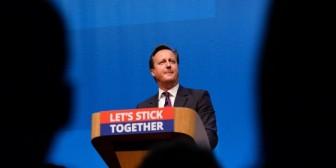 """Cameron alerta a los escoceses: """"Si dejáis el Reino Unido, será para siempre"""""""