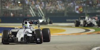 """Massa admite que condujo """"como una abuela"""""""