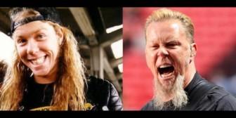 El antes y después de 10 estrellas del rock