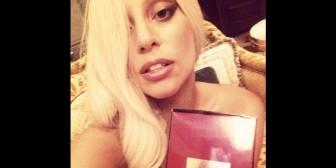 Lady Gaga alborota las redes sociales publicando fotos desnuda