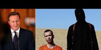 """Reino Unido """"dará caza"""" a los asesinos de David Haines, aseguran"""