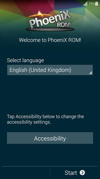 Phoenix ROM Instalación
