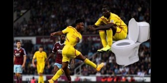 Mario Balotelli genera memes por su peculiar salto