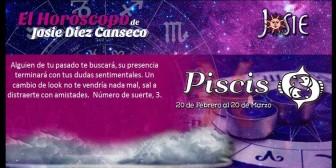 Josie Diez Canseco: Horóscopo del domingo 14 de septiembre