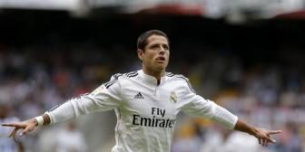 Real Madrid arrolla 8-2 a Deportivo con primeros goles de Chicharito