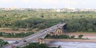 Porongo: Searpi autoriza la construcción del puente Bicentenario