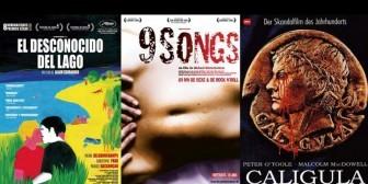 Cine XXX: Las mejores películas no porno con sexo real
