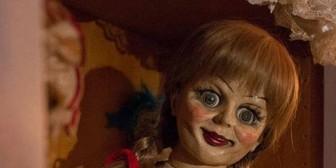 Annabelle, la muñeca diabólica llega a Santa Cruz