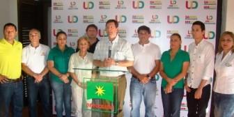 UD exige a 'opositores funcionales al MAS' que cesen los ataques a Rubén Costas