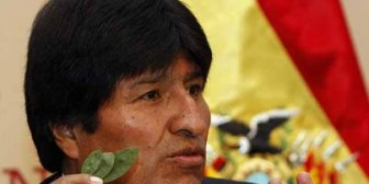 "Hacia la ""autopista de la cocaína"""
