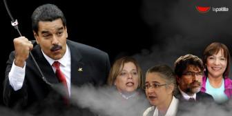 """La """"guerra bacteriológica"""" de Nicolás Maduro"""