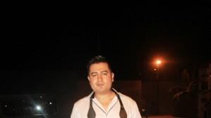 Diego Majluf festejó  a orillas de  la piscina