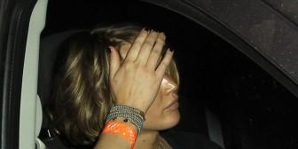 Jennifer Lawrence no haya dónde meter la cara en público