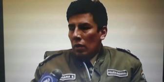 Ex edecán de Marcelo Sosa asegura que fue amenazado por el Gobierno