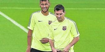 En París y ante el PSG, Messi se quiere acercar a otro récord