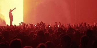Kanye West obligó a discapacitados a bailar en su concierto
