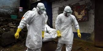 Los huérfanos del ébola