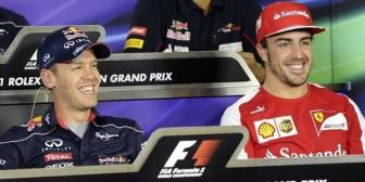 Vettel y Alonso, protagonistas de un rumor que crece en la Fórmula 1