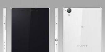 Sony Xperia Z3 Ultra, así se muestra en las primeras imágenes conceptuales