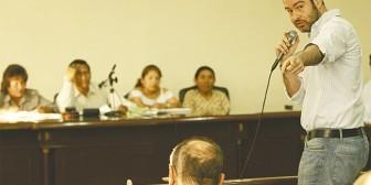 Juan Kudelka envía pruebas para que Soza no logre asilo