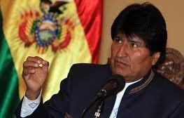 Morales baja dos puntos en sondeo y marca 54% en intención de voto